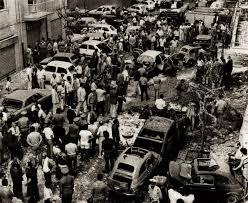 Rocco Chinnici: la strage di via Pipitone, 29 luglio 1983