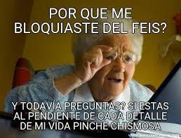 Meme La chismosa - Memes en internet - Crear-meme.com