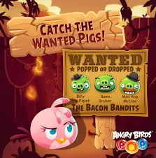 Angry Birds POP - Bacon Bandits are on the LOOSE! 😱🐷🐷🐷 Pop ...