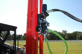 water well drilling rig pump driller