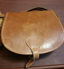 leather saddlebag satchel cross