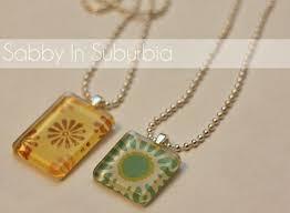 pendant necklaces glass magnets