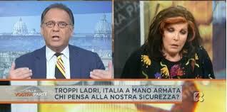 de blanck vs cecchi paone: 'sono la contessa del popolo e ti mando  ufficialmente affanculo!' - Dagospia