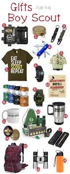 gifts for the boy scout the shirley