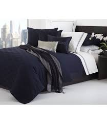 hugo boss windsor navy duvet cover set