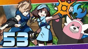 Pokémon Sun and Moon - Episode 53 | The Perilous Poni Gauntlet ...