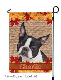 personalized dog flag custom outdoor