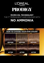 brown prodigy permanent hair color
