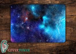 Laptop Skin Starry Sky Stars Galaxy Notebook Vinyl Decal Dell Etsy