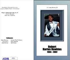 Robert Hawkins - Obituary