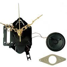 double chime quartz clock movement w
