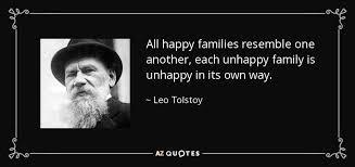 top unhappy family quotes a z quotes