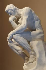 File:The Thinker by Auguste Rodin, Grand Palais, Paris 13 July ...