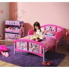 Delta Children Minnie Mouse Plastic Toddler Bed Reviews Wayfair