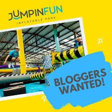 Jumpin Fun Inflatable Park Salisbury - Bloggers wanted | Facebook