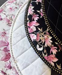 Penelope + Fox — Magnolia Blossom Padded Play Mat