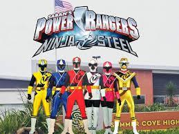 Power Rangers Ninja Steel Power Rangers Ranger Imagenes De