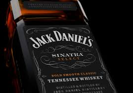 jack daniel s bottles frank sinatra