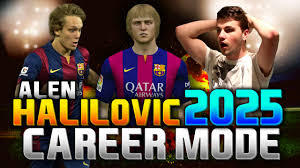 FIFA 15 | ALEN HALILOVIC IN 2025!!! (CAREER MODE) - YouTube
