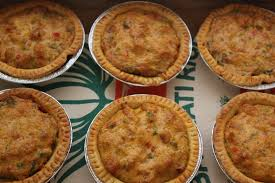Emeril's Crawfish Pie