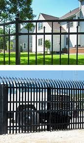 Fencing Perimeter Security Solutions Building Materials Supply Rochester Syracuse Ny