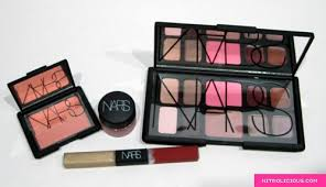 nitro licious x nars cosmetics giveaway