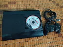 Máy chơi game Sony PS3 Super Slim chơi tránh dịch - 2.800.000đ