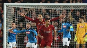 Matchday 5 highlights: Liverpool 1-1 Napoli - UEFA Champions ...