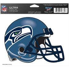 Seattle Seahawks Helmet Decal Party City