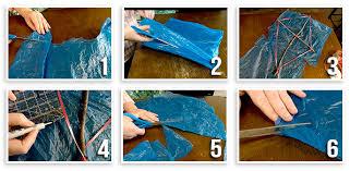 how to make a plastic bag kite budget