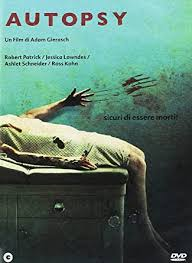 Amazon.com: Autopsy [Italian Edition]: robert patrick, ross kohn ...