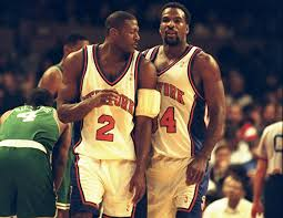 Larry Johnson, now a Knicks employee, torn between work and ...