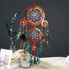 Vova Dream Catcher Catchers Hanging Diy Decoration Nordic Decoration Home Girls Room Nursery Kids Decor Dreamcatcher Children Room