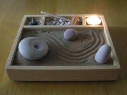 zen garden diy