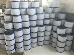 China Electric Fencing Tape Polytape Fence Poly Tape Photos Pictures Made In China Com