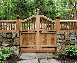 4 All Time Best Useful Tips Fence Post Home Depot Rustic Bamboo Fence Iron Fence House Green Fence Garden Gates And Fencing Wooden Garden Gate Backyard Gates