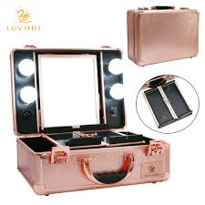 makeup vanity box with lights