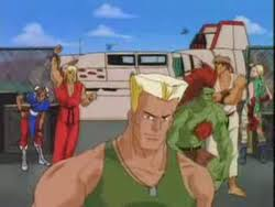 street fighter tv series wikipedia