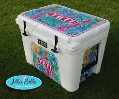 Yeti Roadie Ortundra Cooler Wrap Decal Custom Yeti Cooler Yeti Cooler Yeti Coolers Cooler