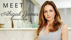 Q&A with Celebrity Facialist Abigail James   Venus Treatments