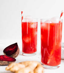 homemade ginger beet kombucha recipe