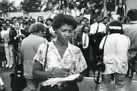 Simmons University to Host 'Gwen Ifill USPS Stamp Celebration ...