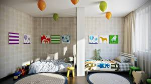 Sibling Spaces 3 Design Tips For Your Kids Shared Room Kids Room Divider Modern Kids Room Kids Shared Bedroom