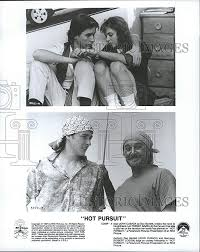 Amazon.com: Historic Images - 1987 Press Photo John Cusack and Wendy Gazelle  Star in Hot Pursuit. - spp05199: Photographs