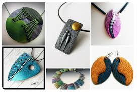 what is polymer clay jewelry glimmerjam