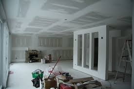 remember when installing drywall hang