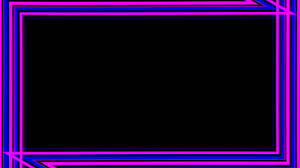 frame lines neon video background hd