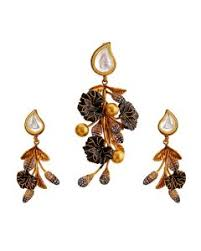 antique gold jewellery designs sets
