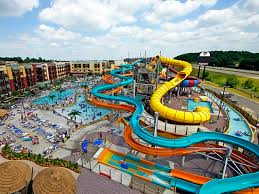 wisconsin dells water parks e