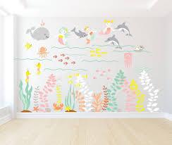 Wall Decals For Nursery Toddler Girl Room Childrens Church Australia Kids Design Nature Kids Vamosrayos